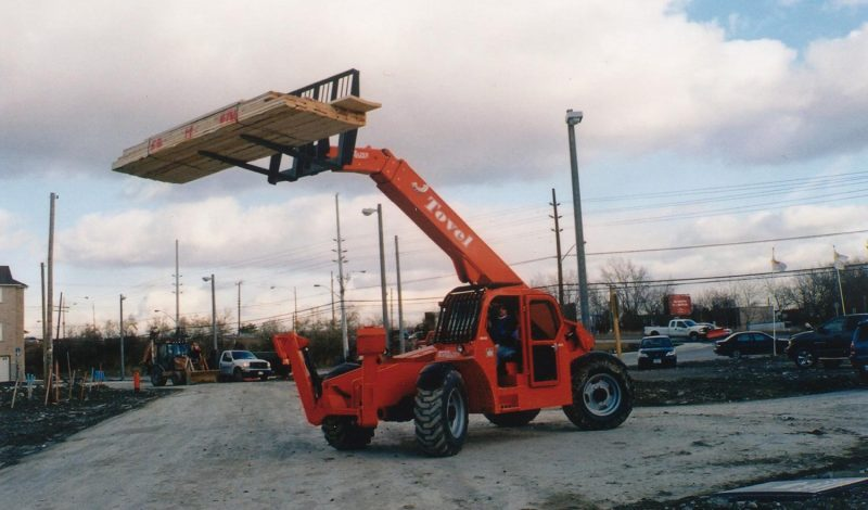 2 - Telescopic Handler